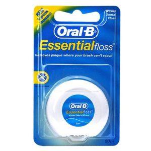 نخ دندان اورال-بی مدل EssentialOral-B Essential Floss