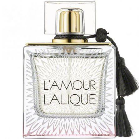 ادکلن زنانه لالیک مدل Le Amour