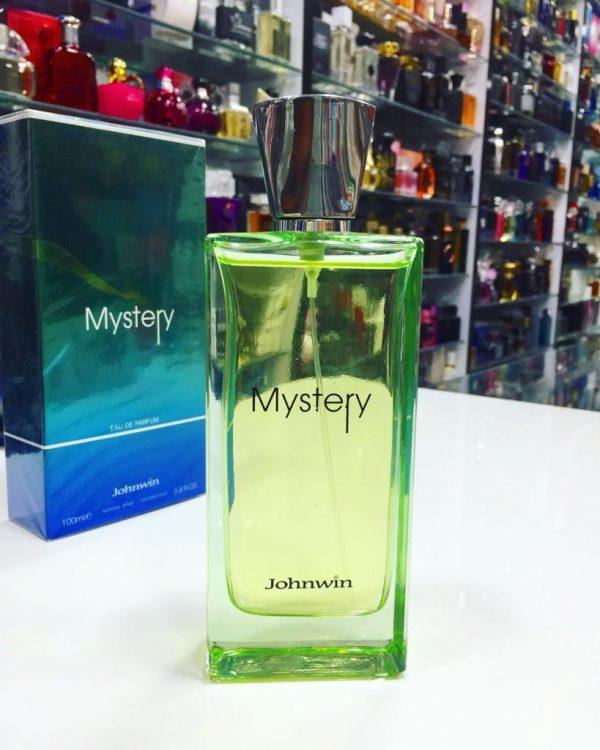 ادکلن مردانه جان وین مدل Mystery