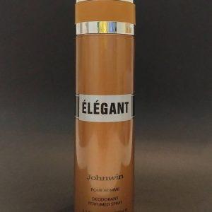 اسپری دئودورانت مردانه جان وین مدل ELEGANT