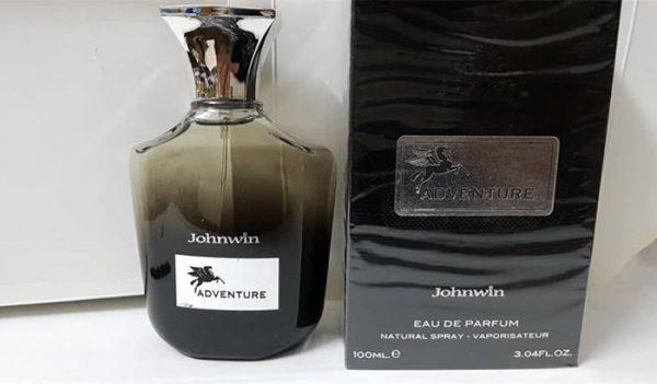 ادکلن مردانه جان وین مدل Adventure