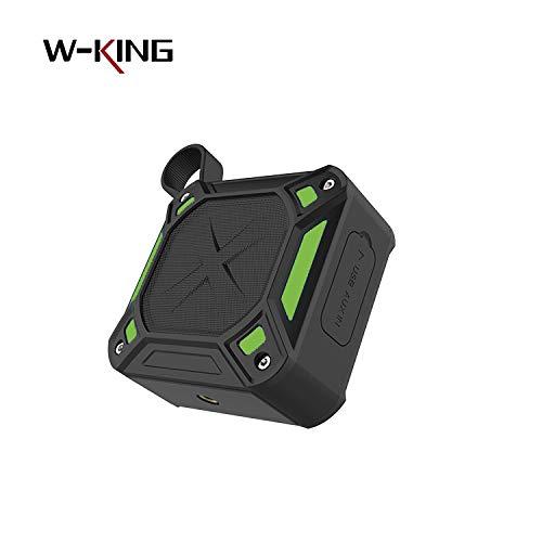 اسپیکر بلوتوث قابل حمل W-King مدل S6