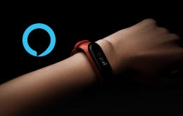 شیائومی می بند ۵ از سنسور تشخیص اکسیژن خون و دستیار صوتی الکسا پشتیبانی میکند