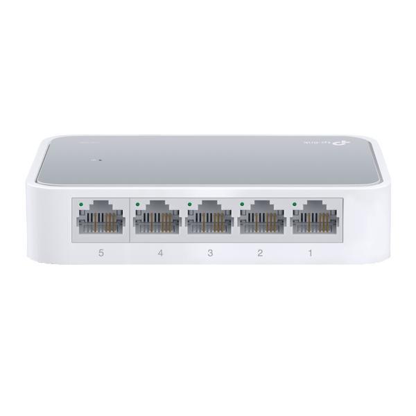 سوییچ ۵ پورت تی پی-لینک مدل TL-SF1005D Ver 16.0