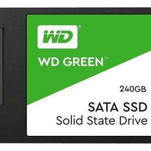اس اس دی اینترنال وسترن دیجیتال مدل Green WDS240G2G0A