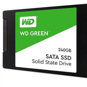 حافظه SSD اینترنال وسترن دیجیتال WD Green 2.5 240GB