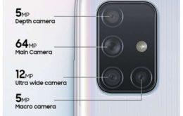 تواناییهای دوربین شگفتانگیز گلکسی A71
