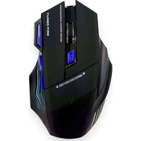 ماوس گیمینگ مدل GM5 RGB