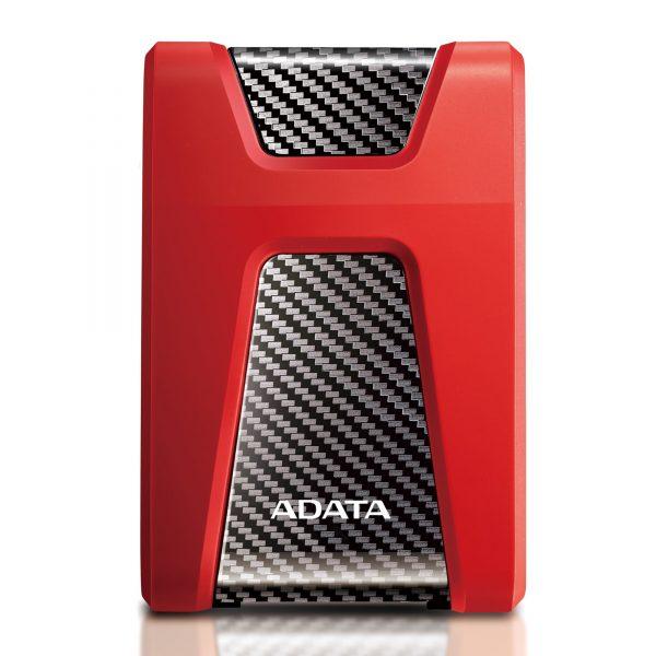 هارددیسک اکسترنال ای دیتا مدل دشدرایو دیوربل HD650 ظرفیت ۲ ترابایت