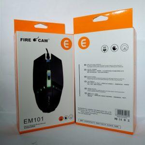 موس FIRECAM مدل EM101 RGB