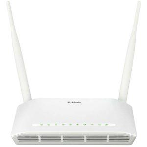 مودم روتر ADSL2 Plus بیسیم N300 دی-لینک مدل DSL-2750U New