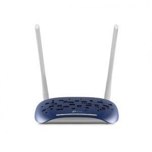 مودم روتر VDSL/ADSL بیسیم ۳۰۰Mbps تی پی لینک مدل TD-W9960