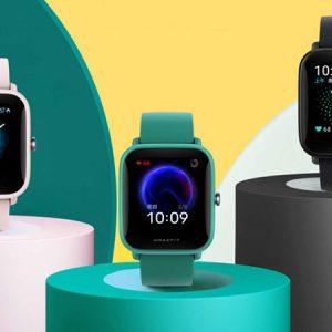 ساعت هوشمند ۵۲ دلاری Amazfit Pop معرفی شد