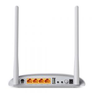 مودم روتر VDSL/ADSL بیسیم ۳۰۰Mbps تیپی-لینک مدل TD-W9970
