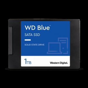 """حافظه اساسدی اینترنال وسترن دیجیتال """"WD Blue SSD 2.5 ظرفیت ۱TB"""