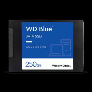 """حافظه اساسدی اینترنال وسترن دیجیتال """"WD Blue SSD 2.5 ظرفیت ۲۵۰GB"""