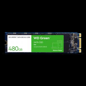 حافظه اساسدی اینترنال وسترن دیجیتال ۴۸۰G WD Green M.2 2280