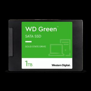 حافظه اساسدی اینترنال وسترن دیجیتال SSD WD Green ظرفیت ۱TB