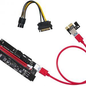 رایزر PCIe چیست و چرا از آن استفاده میشود؟