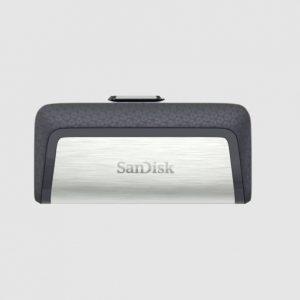 فلش مموری سندیسک مدل Ultra Dual Drive USB Type-C ظرفیت ۶۴ گیگابایت