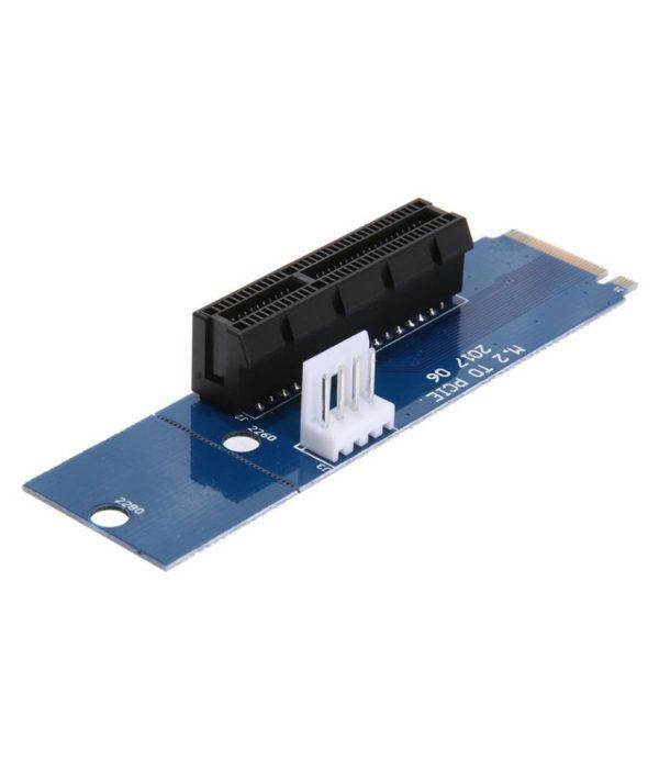 تبدیل پورت M.2 مادربرد به اسلات PCI-E