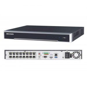 دستگاه ان وی آر ۱۶ کانال هایک ویژن مدل DS-7616NI-K2