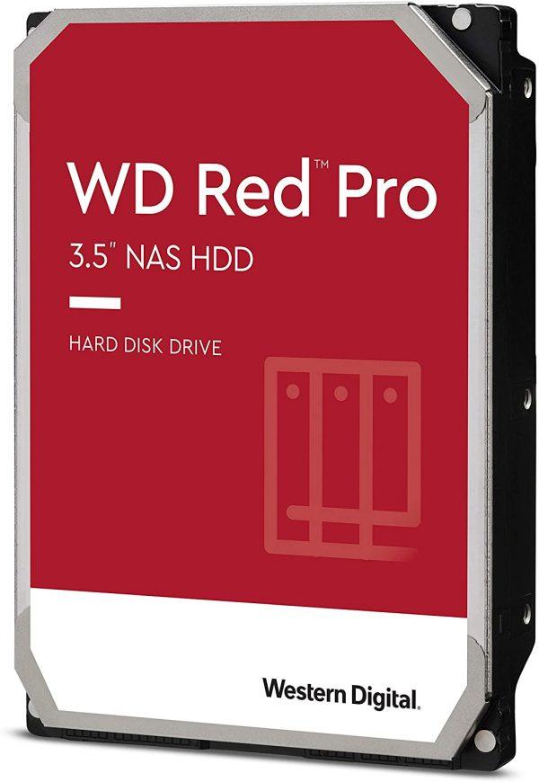هارددیسک اینترنال وسترن دیجیتال مدل قرمز پرو ۸TB WD Red Pro NAS