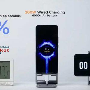 فناوری شارژ ۲۰۰ وات شیائومی گوشی را در ۸ دقیقه شارژ کامل میکند