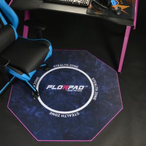 پد زیر صندلی گیمینگ Florpad مدل STEALTH ZONE