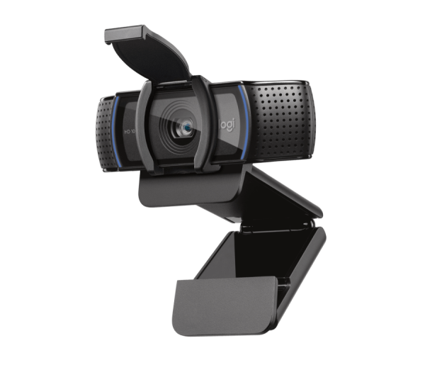 وب کم لاجیتک مدل C920s Pro Full HD